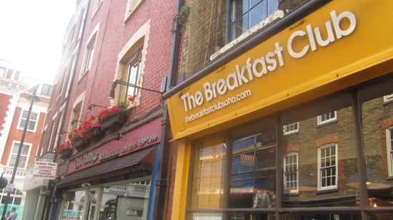 The Breakfast Club London 33 D Arblay St Soho Restaurant Reviews Phone Number Tripadvisor
