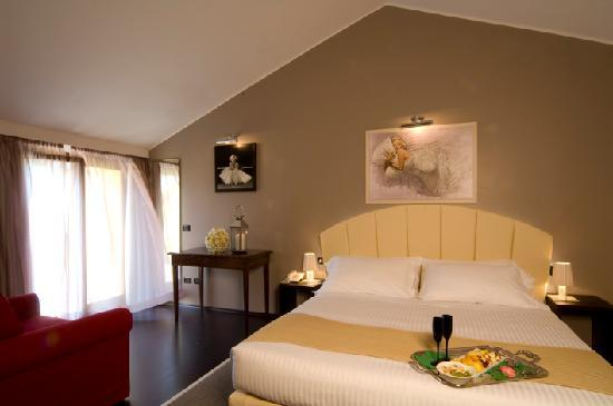 Vergiate, Italien: junior suite 301