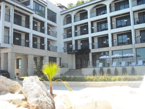 Regina Maria Spa Design Hotel: Exterior view
