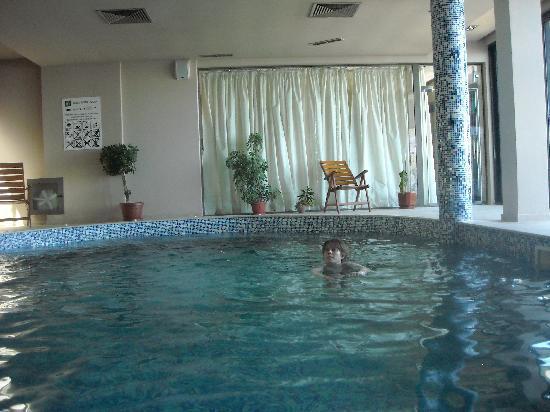 Regina Maria Spa Design Hotel: Indoor swimming poll