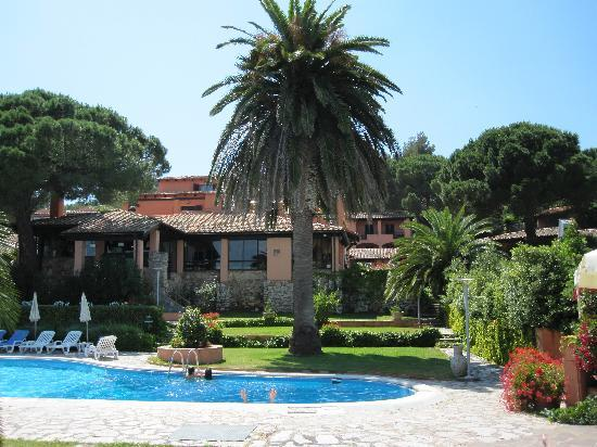 Relais delle Picchiaie: The fresh water pool of the Picchiaie