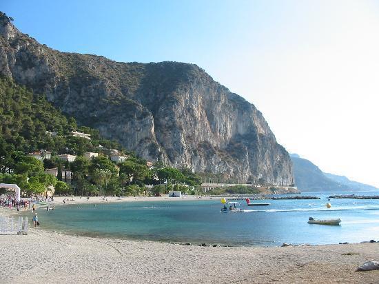 Hotel Riviera: plage beach