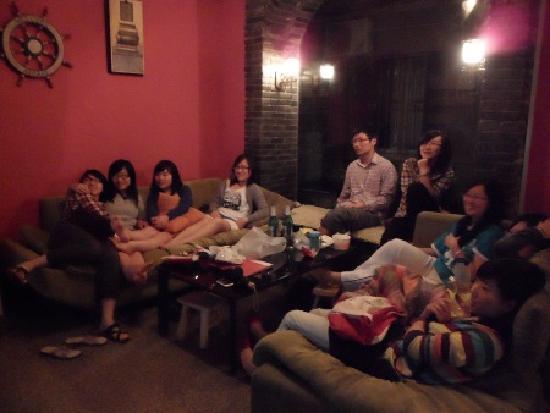 Sishuinianhua Inn : movie night