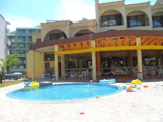 Baby pool picture of yavor palace sunny beach tripadvisor - Sunny beach pools ...