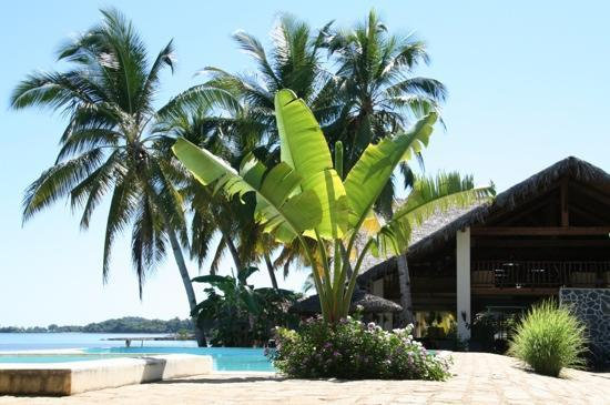 Anjiamarango Beach Resort : anjiamarango swimming pool.. trop beau ! non?