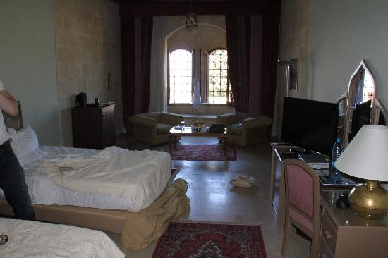 Beiteddine, Λίβανος: our room (executive twin room)
