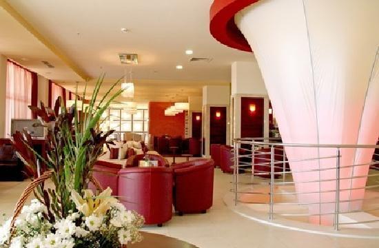 Sol Nessebar Palace: Hotel Foyer