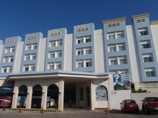 Baluartes Hotel: Hotel