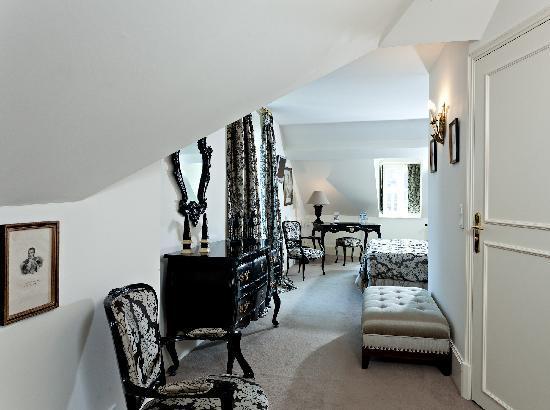 Hotel de la Poste: Chambre Luxe