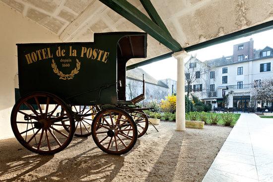 Hotel de la Poste: Exterieure