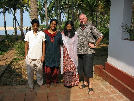 Kannur Beach House: With the family