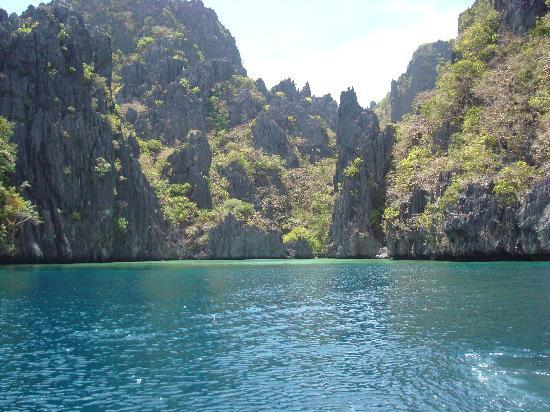 El Nido Resorts Miniloc Island: Big lagoon