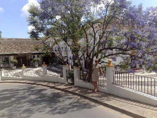 TRH Mijas: Hotel Front