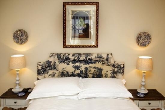 Belvedere Cottages & B&B : Belvedere Mews bedroom en suite