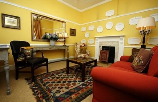 Belvedere Cottages & B&B: Belvedere Cottage lounge