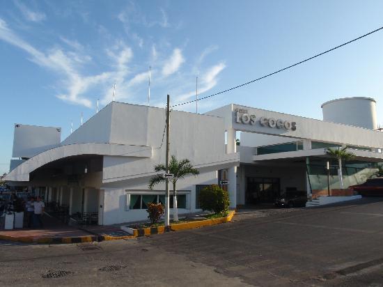 Hotel Los Cocos: Hotel