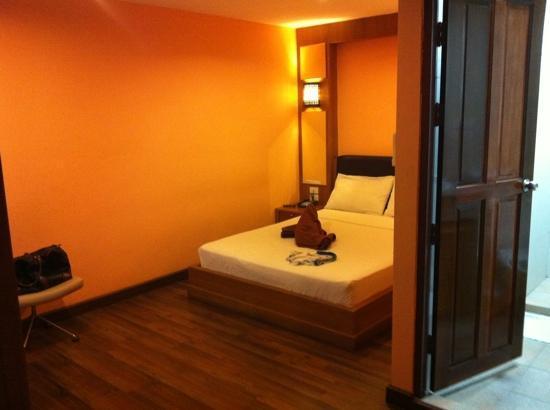 Hostel Na Nara: standard room