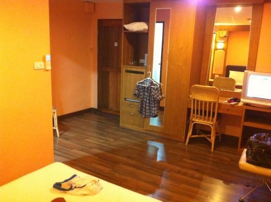 Hostel Na Nara : standard room