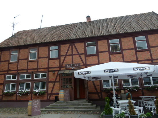 Kleipeda La Cle : Restaurant