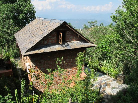 Dhulikhel, Nepal: Our little villa