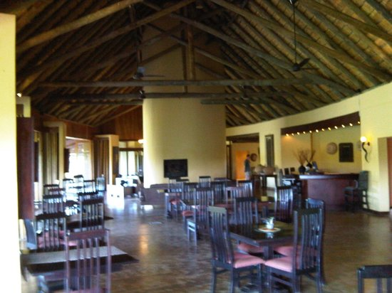 Shishangeni Private Lodge: main lodge