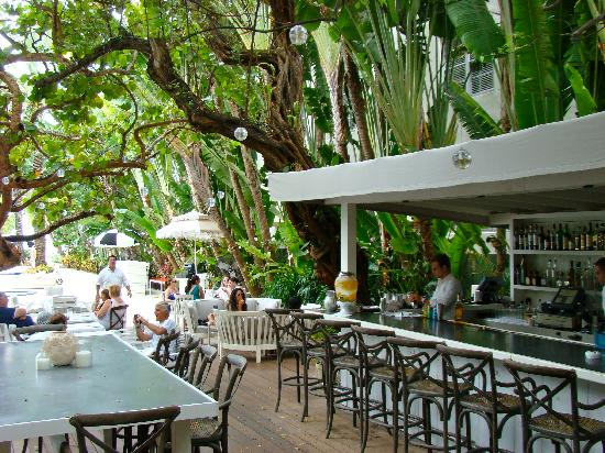 The Raleigh Miami Beach Restaurant