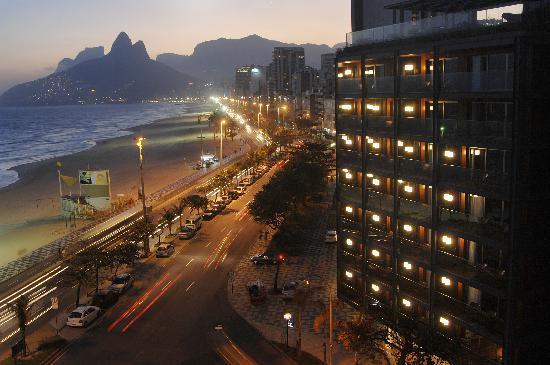 Hotel Fasano Rio de Janeiro: Façade