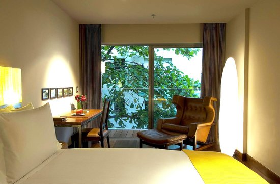 Hotel Fasano Rio de Janeiro: Superior Room