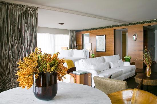 Hotel Fasano Rio de Janeiro: Suite Ocean front