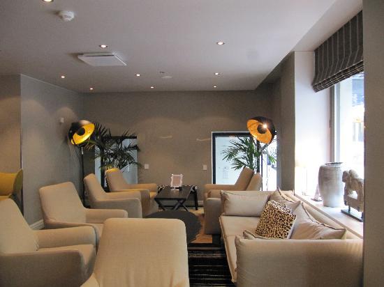 Fabian Hotel: Lounge