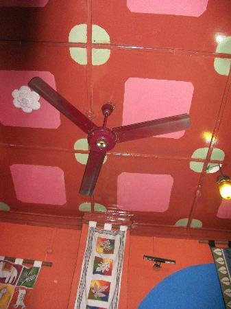 Sri Ram Indian Restaurant: the cozy ambience