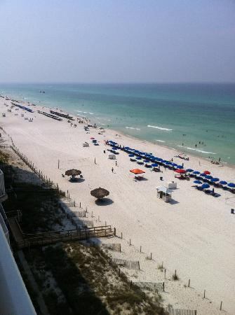Majestic Beach Towers: View From The Balcony