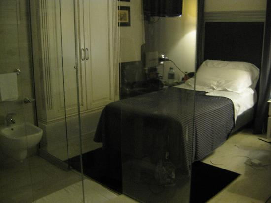 Hotel Antica Porta Leona & SPA: My room (single)