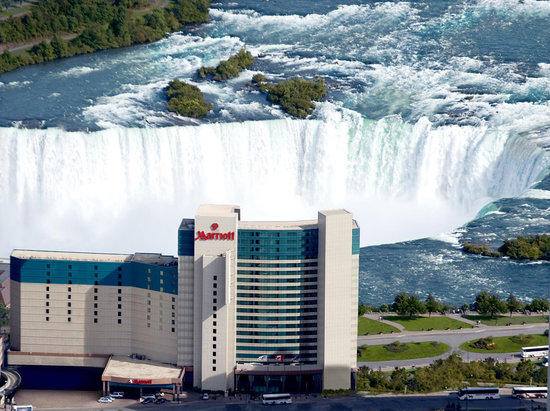 Niagara Falls Marriott Fallsview Hotel Spa Canada Reviews Photos Price Comparison Tripadvisor
