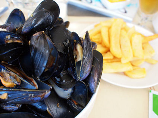 Mamy Moules: ムールフリット