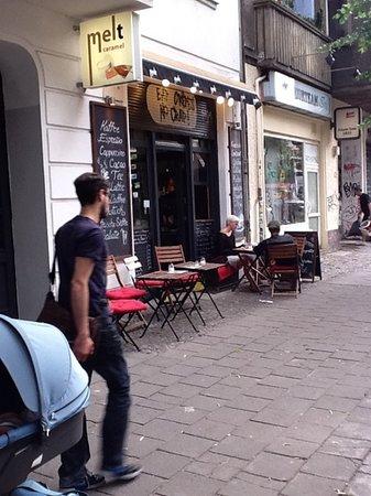 Cafe Creperie Melt: Melt