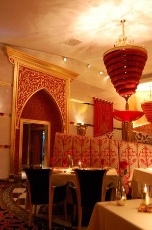 Al Iwan: salle