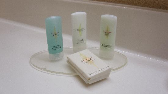 Comfort Inn Near Warner Center: Bath Amenities