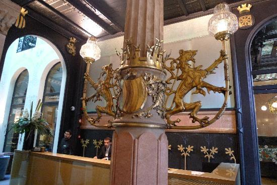 Hotel Espana : Hotel, interior