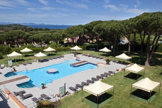 Golf Hotel Punta Ala : piscina 2