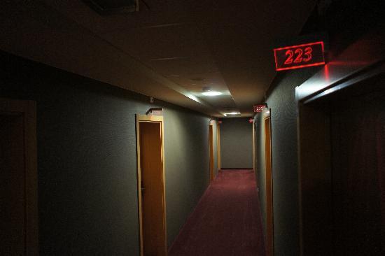 Silver House: корпус 2, коридор