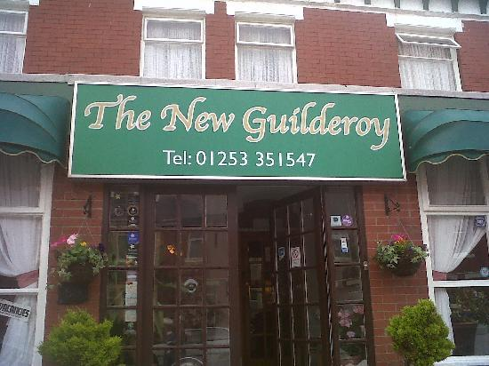 New Guilderoy Hotel Blackpool : top quality hotel