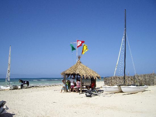 Seabel Rym Beach: nautisme