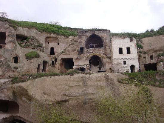 Gamirasu Cave Hotel照片