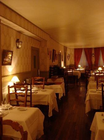Hotel de la Banniere de France : the hotel Restaurant