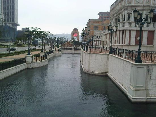 The Venetian Macao Resort Hotel: Macau Venetian