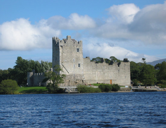 Killarney, Irlande : Local Castle