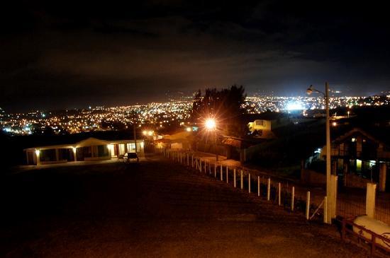 Vista Panorámica a la ciudad de Cartago
