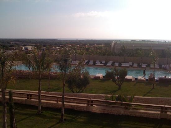 Sofitel Essaouira Mogador Golf & Spa : la piscine naturelle