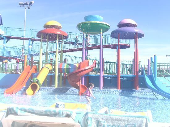 Alto da Colina Aparthotel: Kids Splash Pool